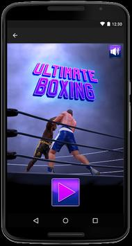 Live Boxing Fight Ultimate Mma Games FREE apk screenshot