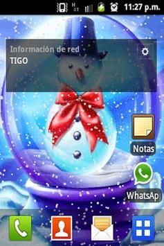 Snowman LW screenshot 1