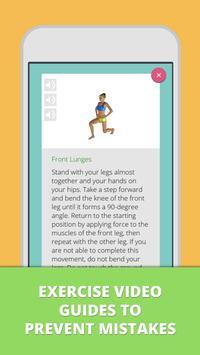 Daily Cardio Fitness Workouts imagem de tela 2