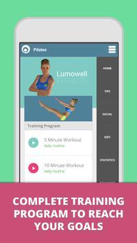 Pilates - Lumowell Ekran Görüntüsü 7