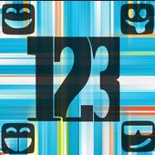 Emoji & Ancient Masks Match3 icon