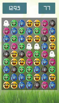 Emoji & Ancient Masks Match3 apk screenshot