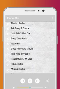 Free Electronic Music Online Radios. poster