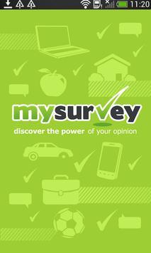 MySurvey Poster