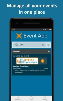 Event App by Lumi -  Conferences, meetings & more poster