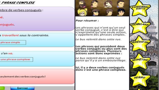 L'académie. Soutien scolaire primaire et collège screenshot 12