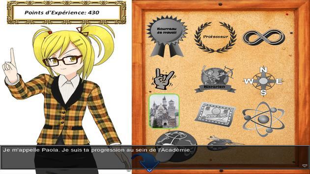 L'académie. Soutien scolaire primaire et collège screenshot 6