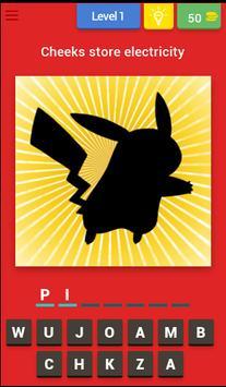 Name That Pokemon poster