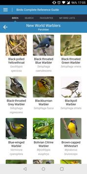 Birds Complete Reference Guide screenshot 1