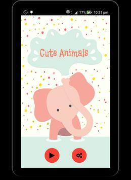 Cute Animals Lite screenshot 8
