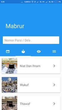 Mabrur - Do'a Haji dan Umrah apk screenshot