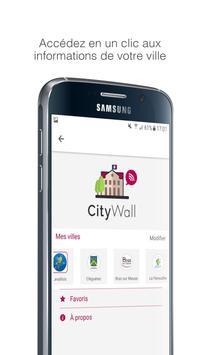 CityWall screenshot 3