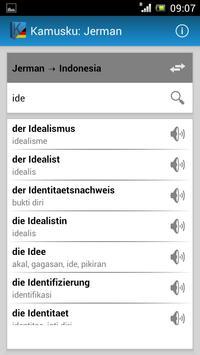 Kamusku: Jerman (Indonesia) apk screenshot