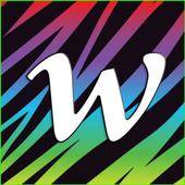 Neon Animal Print Wallpapers icon