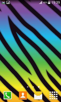 Neon Animal Print Wallpapers apk screenshot
