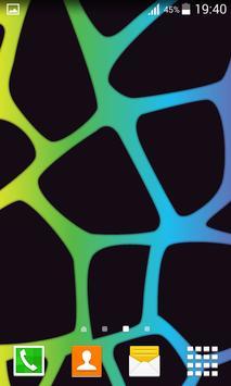 Neon Animal Print Wallpapers screenshot 1