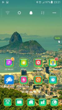 Brazil Theme apk screenshot