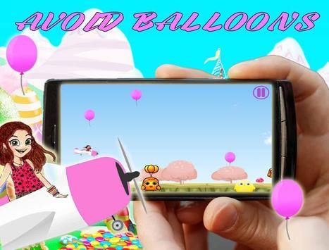 Luna Princess | frozen game screenshot 1