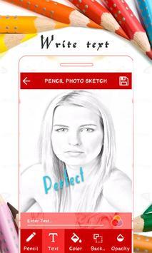 Color Photo Pencil Sketch - Art Drawing Cartoon apk screenshot