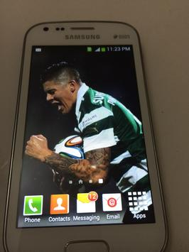 Argentina Fans Live Wallpaper screenshot 4