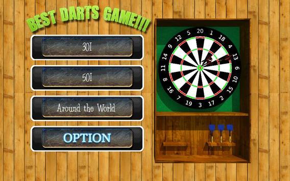 CRAZY DARTS SLAM GAME 3D apk screenshot