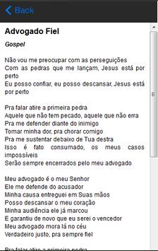 Gospel Letras screenshot 7