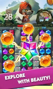 Jewels : Gems quest apk screenshot
