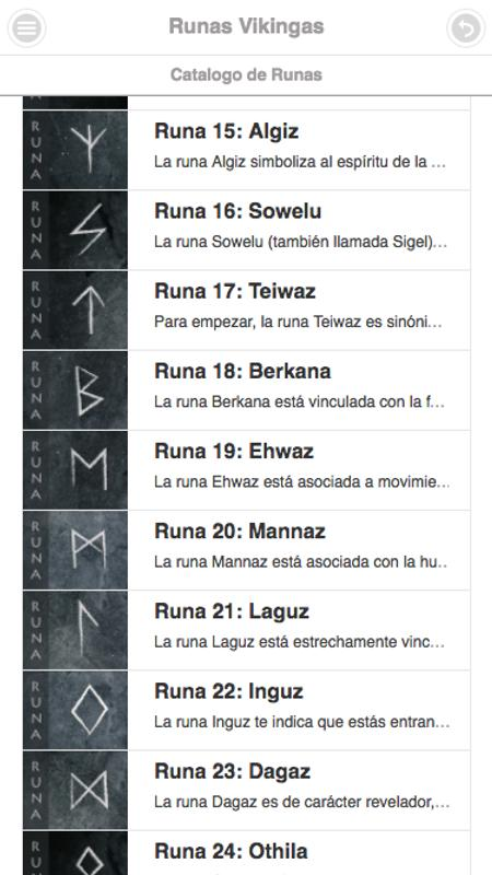Runas Vikingas For Android Apk Download