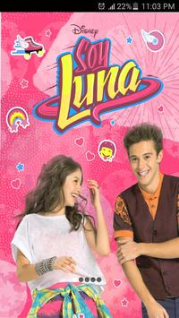Keyboard For Soy Luna poster