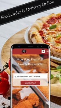 LunchOrDinners : Food Delivery Online App poster