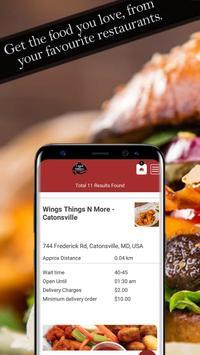 LunchOrDinners : Food Delivery Online App screenshot 1