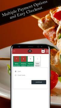 LunchOrDinners : Food Delivery Online App screenshot 4