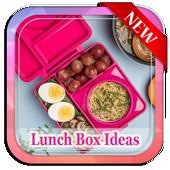 Lunch Box Ideas icon
