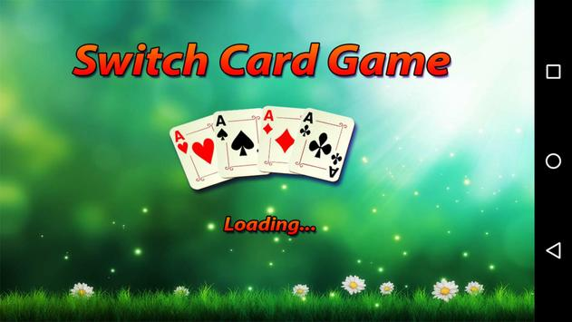 Switch Card Game poster