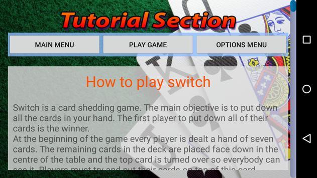 Switch Card Game screenshot 7