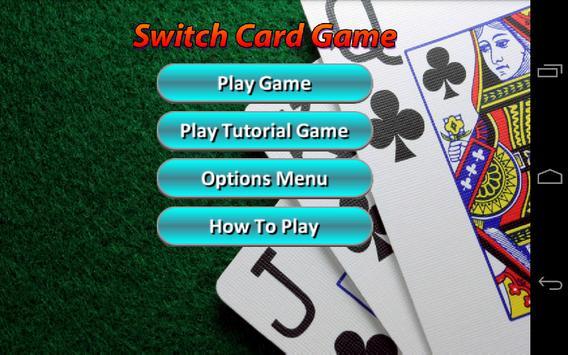 Switch Card Game screenshot 8
