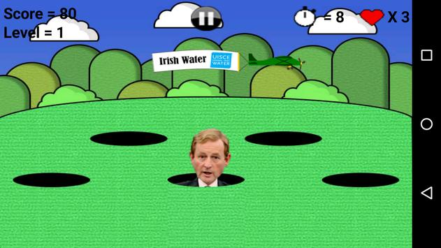 Whack An Irish Politician apk screenshot