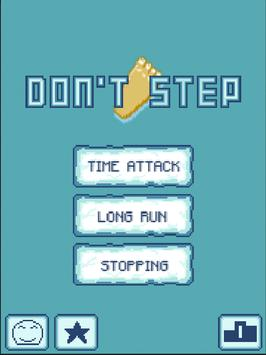Don't Step apk screenshot