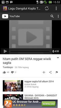 Lagu Dangdut Koplo Baru apk screenshot