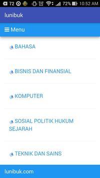 lunibuk : Ilmu Pengetahuan apk screenshot