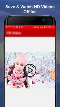 Video Downloader For Social Media screenshot 2