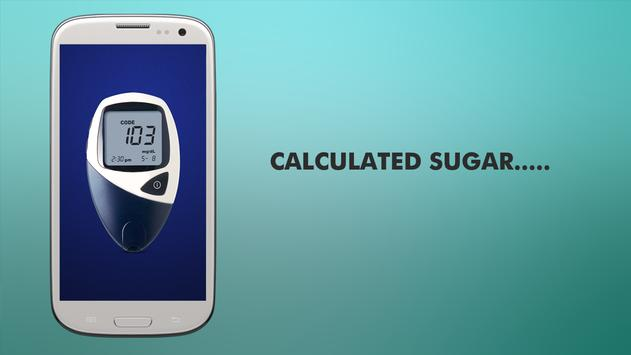 Fingerprint Sugar Meter Prank screenshot 3