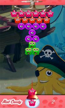 Shoot Bubble Candy Monster apk screenshot