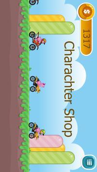Monzy racing games apk screenshot