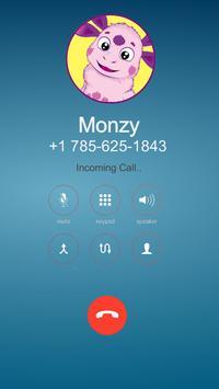Call From Monzy apk screenshot