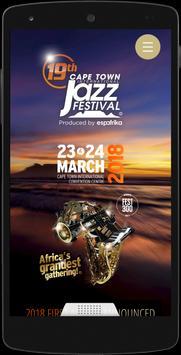Cape Town International Jazz Festival screenshot 1