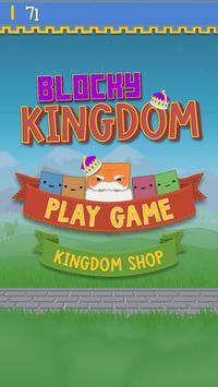 Blocky Kingdom poster