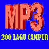 200 Lagu Campuran Lengkap icon