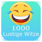 1000 Lustige Witze icon