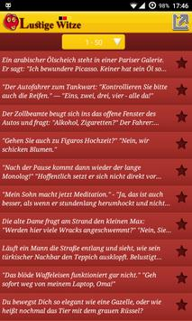 1000 Lustige Witze apk screenshot
